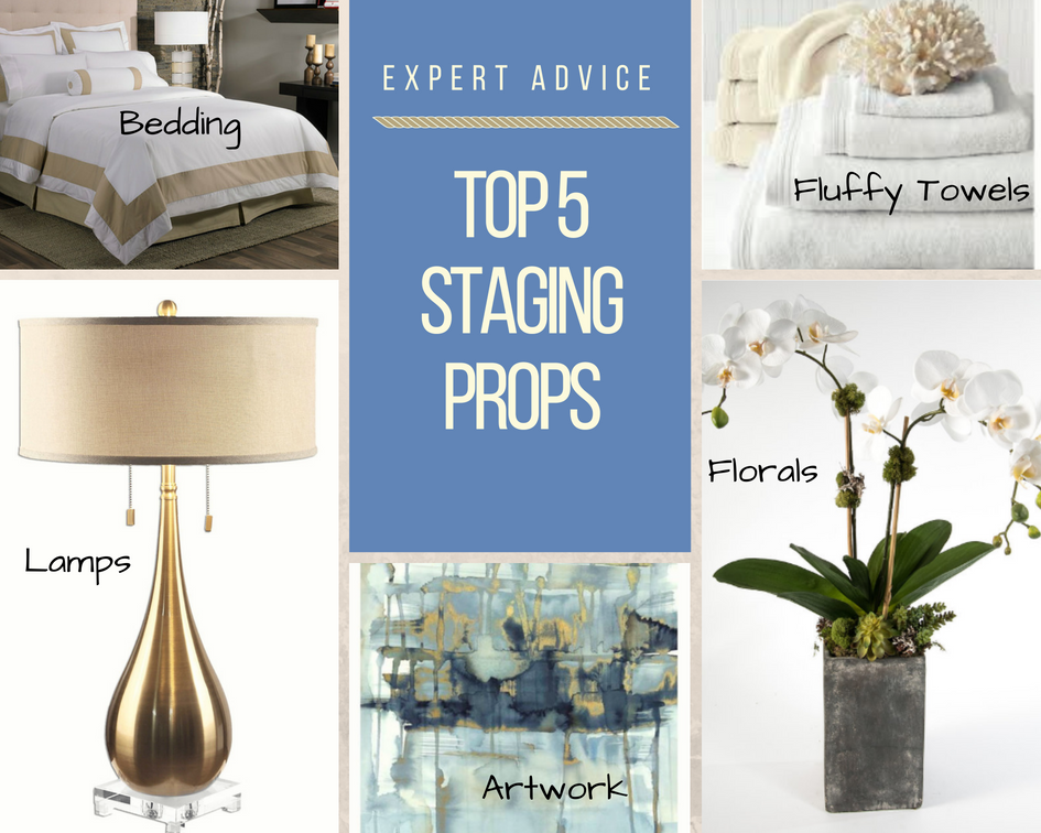 Top 5 Props For Staging
