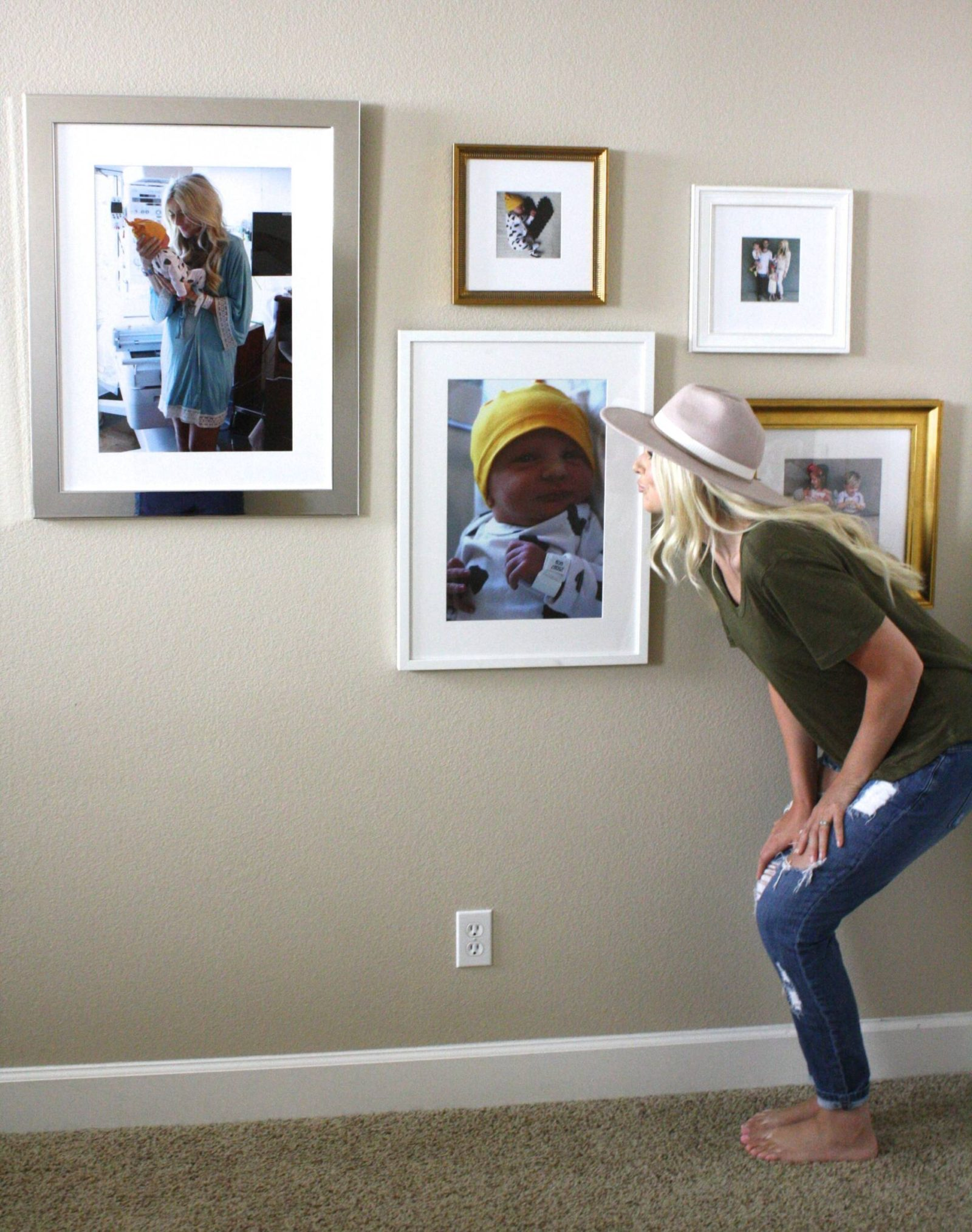 Staging Tips ~ Remove Family Photos or Not