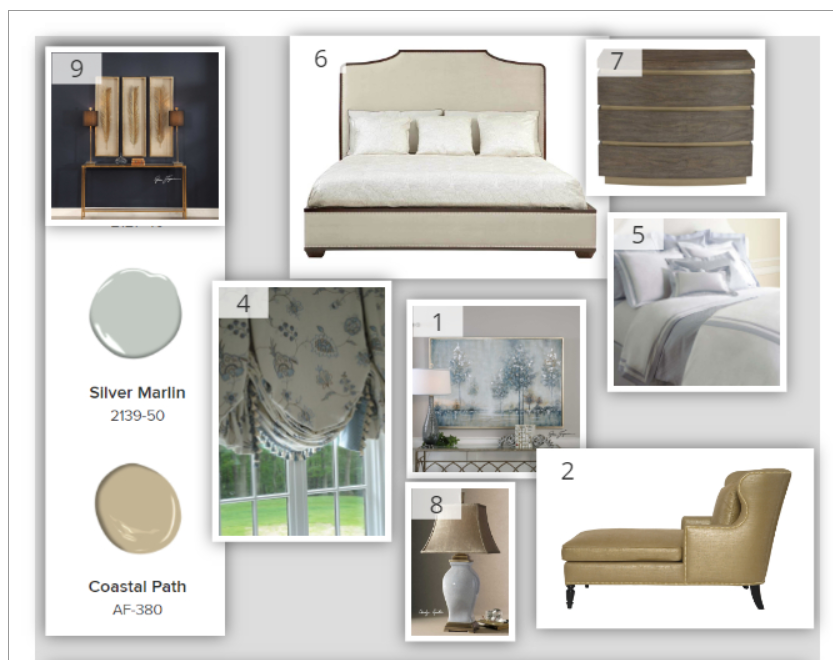 Access Your Studio Here And See Mood Boards, Floor Plans, Proposed Product  And More.