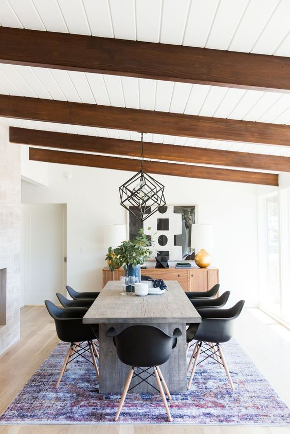How to Choose the Right Size Area Rug for Your Room